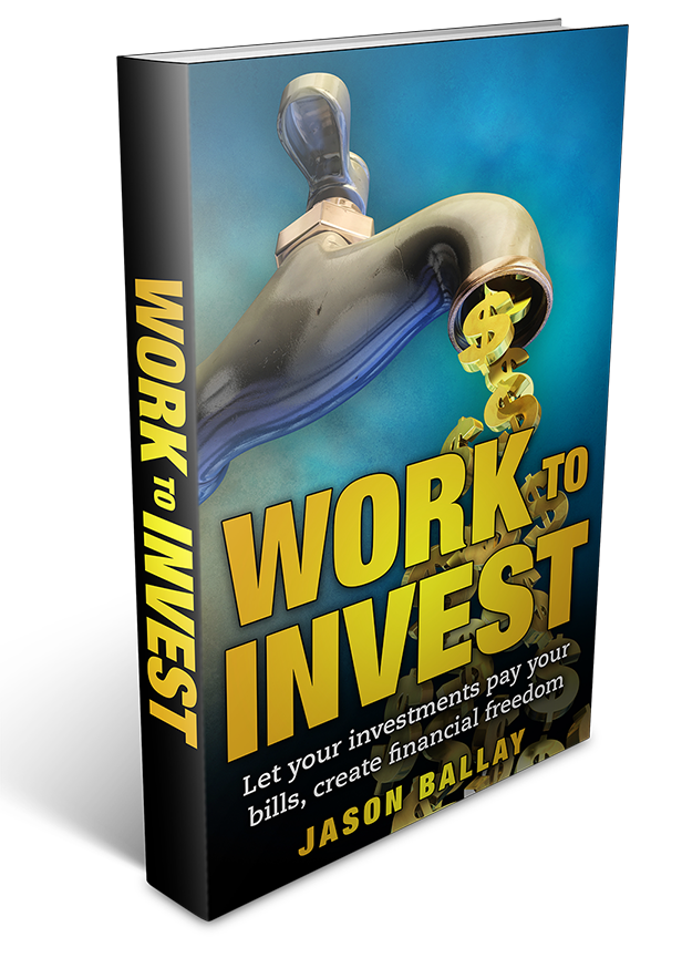 passive income, financial freedom, building wealth